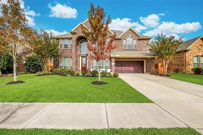Richmond Single Family Home For Sale: 16906 Cook Landing Drive