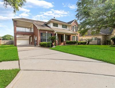 League City Single Family Home For Sale: 103 Oak Creek Lane