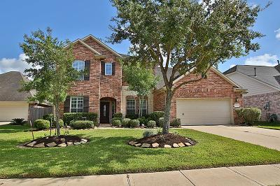 Pearland Single Family Home For Sale: 12403 Evening Bay Drive