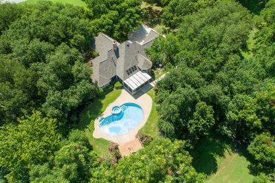 Richmond Single Family Home For Sale: 4819 Dogwood Trail