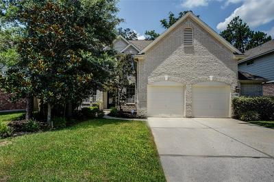 Single Family Home For Sale: 54 W French Oaks Circle
