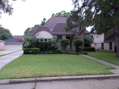 Houston Single Family Home For Sale: 11210 Canyon Trail Drive