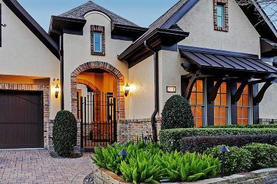 Houston Single Family Home For Sale: 2910 Rosemary Park Lane