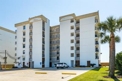 Galveston Mid/High-Rise For Sale: 11949 San Luis Pass Road #505