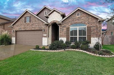 Houston Single Family Home For Sale: 4415 Hidden Oaks Way