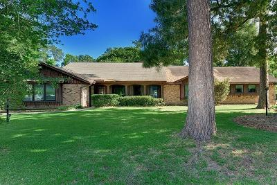 The Woodlands Single Family Home For Sale: 214 Nursery Road