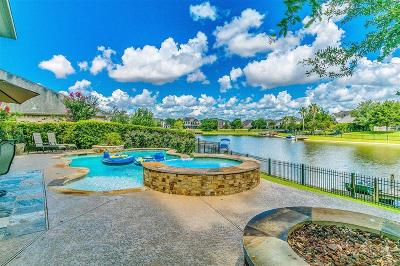 Katy Single Family Home For Sale: 2122 Linden Rock Drive