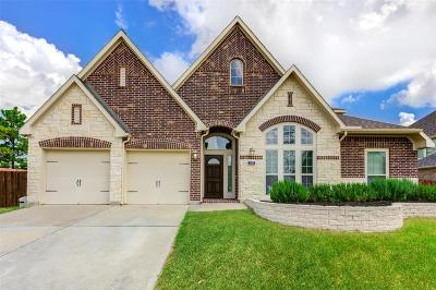 Pearland Single Family Home For Sale: 2105 Sorrell Ridge Court
