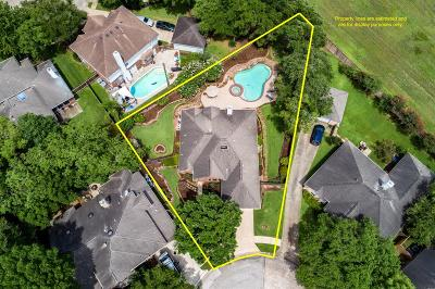 League City Single Family Home For Sale: 1433 Old Hickory Lane