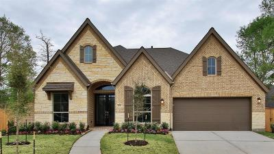 New Caney Single Family Home For Sale: 18906 Carson Glen Drive