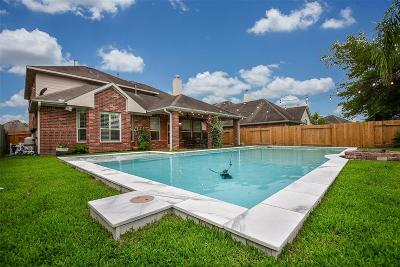 Pearland Single Family Home For Sale: 2609 Easton Springs Court