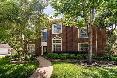 Seabrook Single Family Home For Sale: 907 Live Oak Lane