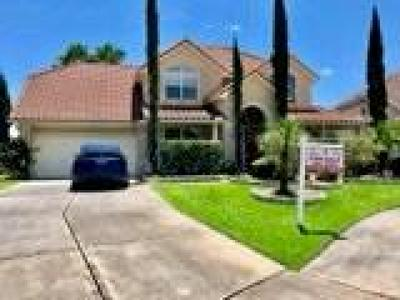 Houston Single Family Home For Sale: 11831 Key Biscayne Court