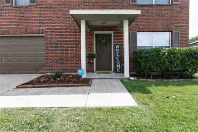Texas City Single Family Home For Sale: 2403 Marlin Drive