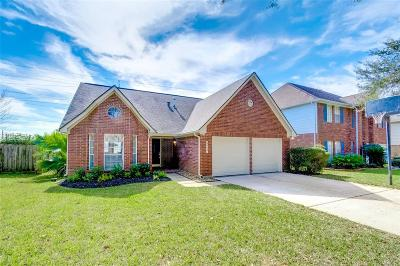 Missouri City Single Family Home For Sale: 4607 Orkney Drive