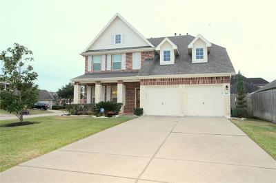 Houston Single Family Home For Sale: 14111 Grovemist Lane