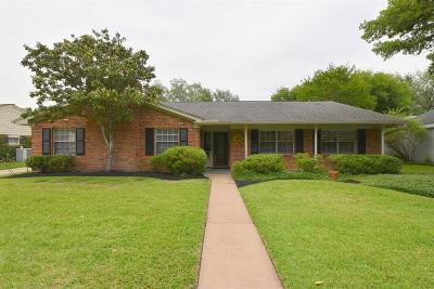 Houston Single Family Home For Sale: 10702 Burgoyne Road