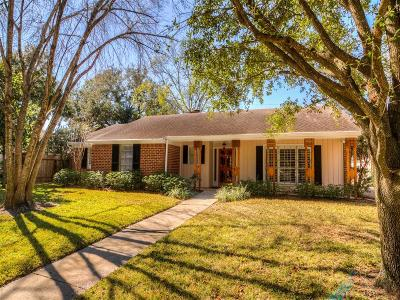 Houston Single Family Home For Sale: 2602 Briarbrook Drive