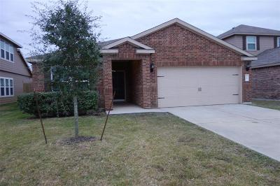 La Marque Single Family Home For Sale: 327 Turquoise Trade Drive