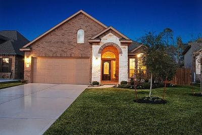 Tomball Single Family Home For Sale: 20910 Warwickshire Drive