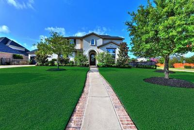 Katy TX Single Family Home For Sale: $618,000