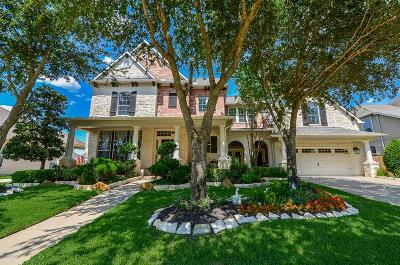 Katy Single Family Home For Sale: 5919 Silkbay Meadow Drive