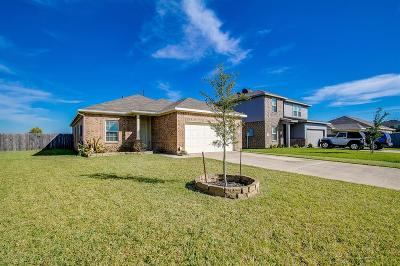 Texas City Single Family Home For Sale: 2518 Ruby Drive