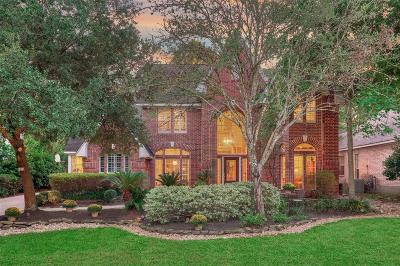 The Woodlands TX Single Family Home For Sale: $497,000