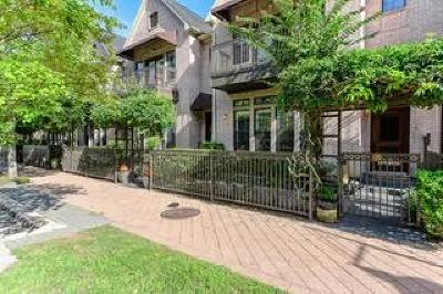 The Woodlands Condo/Townhouse For Sale: 50 Riva Row