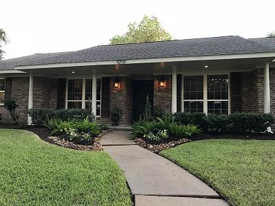 Houston Single Family Home For Sale: 5719 Valkeith Drive