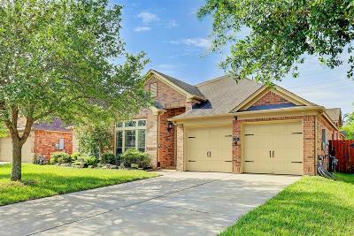 Rosenberg Single Family Home For Sale: 5324 W Troutline Lane