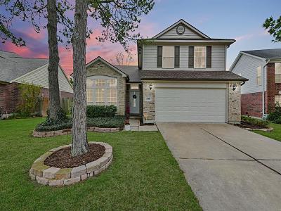 Houston Single Family Home For Sale: 17315 Masonridge Drive
