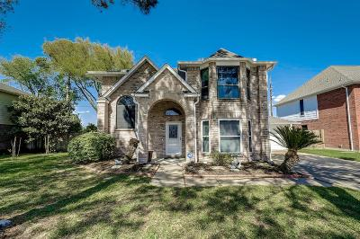 Houston Single Family Home For Sale: 16518 Crossfield Drive