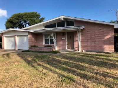 Galveston Single Family Home For Sale: 6510 Golf Crest Drive