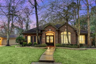 Kingwood Single Family Home For Sale: 3022 Brook Shore Court