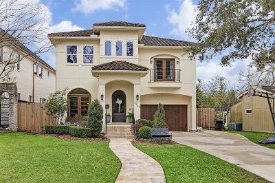 Houston Single Family Home For Sale: 5537 Aspen Street