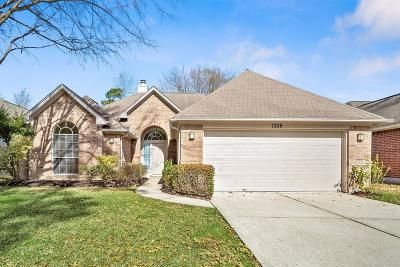 Spring Single Family Home For Sale: 1335 Chesterpoint Drive
