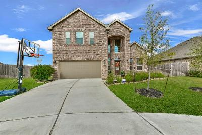 Cypress TX Single Family Home For Sale: $286,000