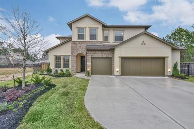 The Woodlands Single Family Home For Sale: 35 Gracenote Place