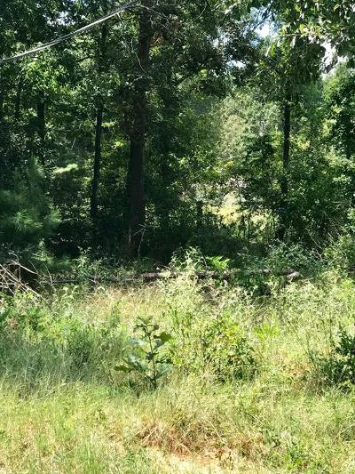 Montgomery County Residential Lots & Land For Sale: Cherokee Drive