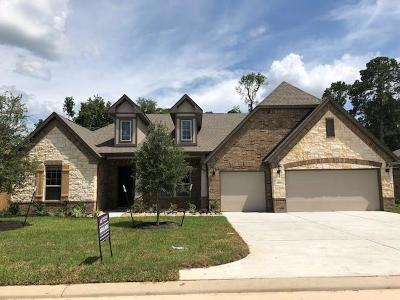 Conroe Single Family Home For Sale: 2071 Brookmont