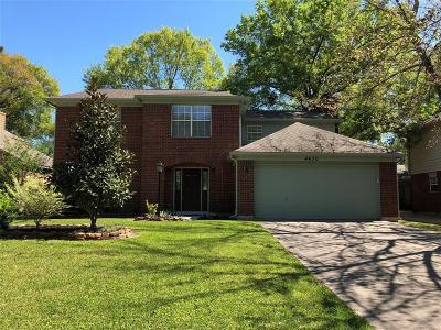 Kingwood TX Single Family Home For Sale: $234,000
