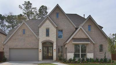 The Groves Single Family Home For Sale: 13406 Davey Woods Drive