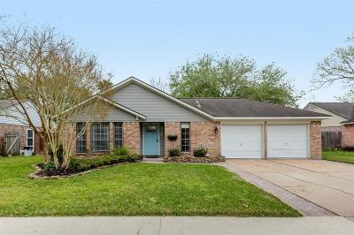 Pearland Single Family Home For Sale: 1605 Pecan Hollow Street