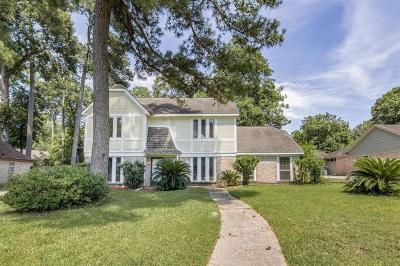 Humble Single Family Home For Sale: 19602 Timber Forest Drive