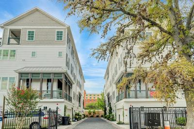 Houston Condo/Townhouse For Sale: 324 W 20th Street