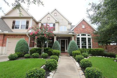 Katy Single Family Home For Sale: 8802 Black Cherry Crossing