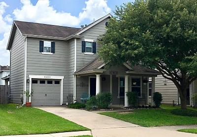 Tomball Single Family Home For Sale: 11423 Seven Sisters Drive