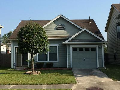 Humble Single Family Home For Sale: 8135 Liberty Point Lane