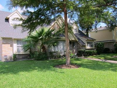 Houston TX Single Family Home For Sale: $430,000